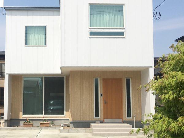 八橋田五郎の家
