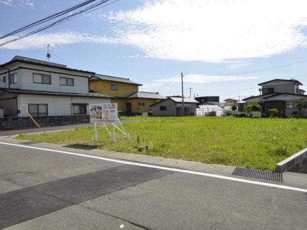 秋田市外旭川字八幡田403-2 ③